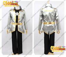 Gokai silver from Kaizoku Sentai Gokaiger cosplay costume with pants