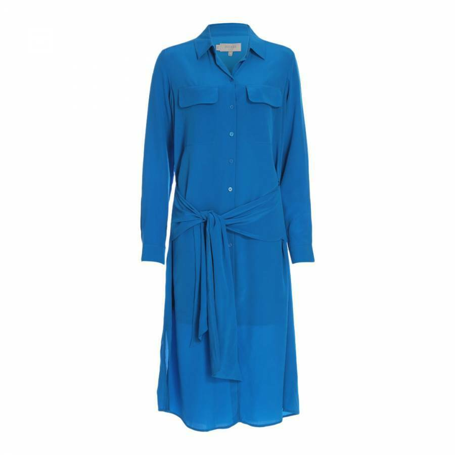 Hobbs Lucy Azure bluee Dress. Various Sizes. RRP ..