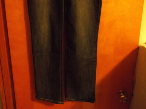 """BRAND NEW LADY/'S /""""FADED GLORY/""""  STRAIGHT LEG  BLUE JEANS....#3"""