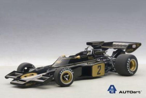Lotus 72E Jps  2 1973 Ronnie Peterson Autoart 1 18 AA87329