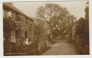 Somerset-postcard-Bossington-A9