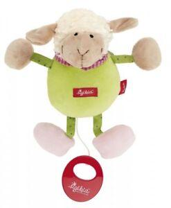 Vereinigt Sigikid Spieluhr Schaf 49310 Red Stars Collection Neu & Ovp Spielzeug Baby