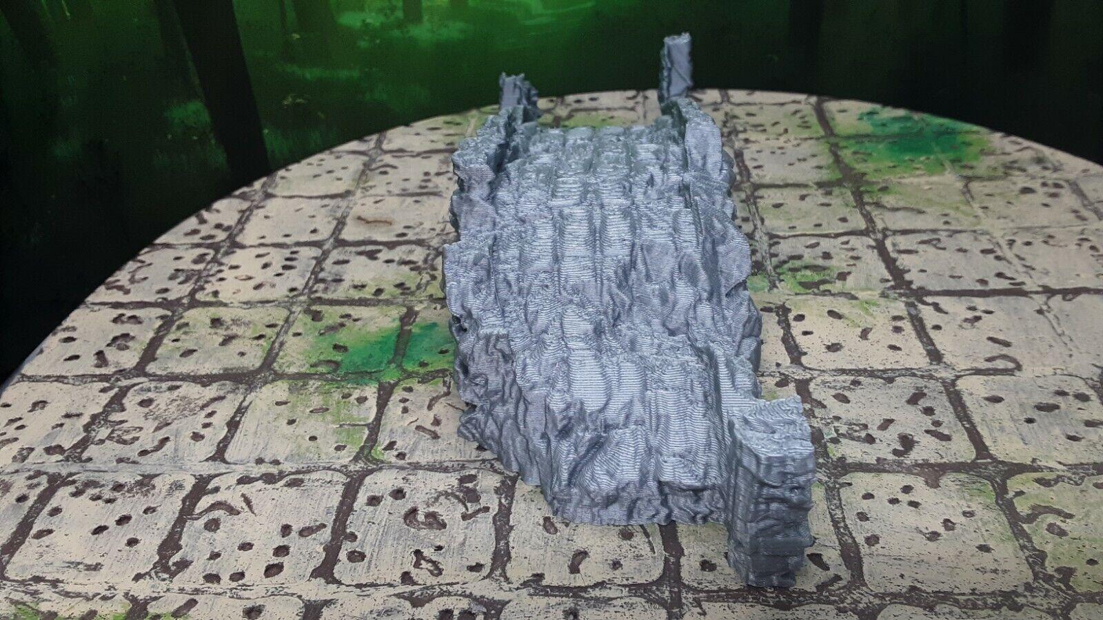 Eldritch Portal Gateway Scatter Terrain Scenery Model Dungeons /& Dragons D/&D