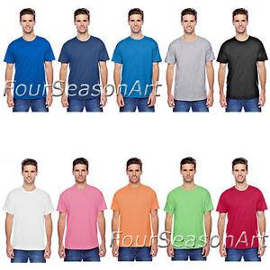 Hanes Mens X-Temp Vapor Control Shirt Moisture Wicking Tee S-3XL 4200 P4200