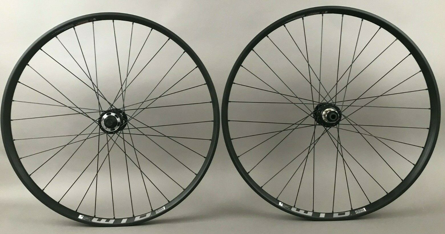 "Image 1 - WTB KOM Trail I29 650B 27.5"" Mountain Bike Wheelset 15x 100 12x 142 Fit SRAM XD"