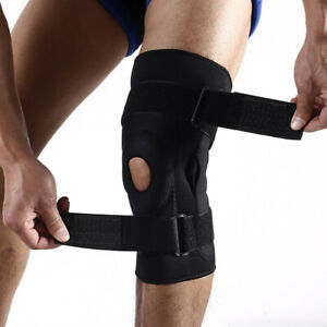 Knee-Support-Kniebandage-Kniestuetze-Patellabandage-Knieschutz-Knie-Bandage