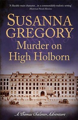 Belletristik Bücher Gehorsam Susanna Gregory __ Murder On High Holborn__brandneu__portofrei Gb