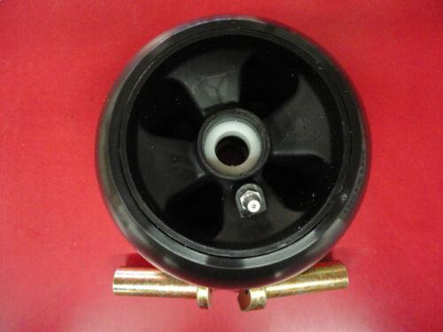 """JOHN DEERE Genuine OEM Gage Wheel Kit AM125172 w Grease Zerk 48C 54C 62C 60/"""" 72/"""""""