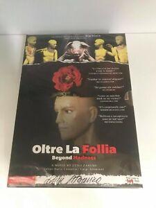 Oltre la follia Beyond madness - DVD Black Lava- Limited slipcase numerato