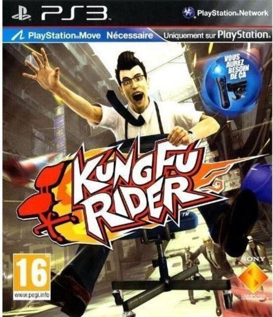 Jeu KUNG FU RIDER sur PS3 playstation 3 en francais game spiel juego NEUF / NEW