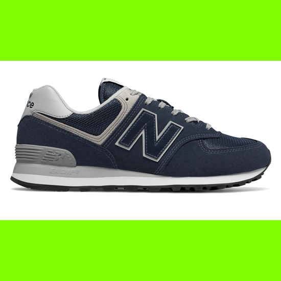 New Balance ML 574 EGN Blu-7