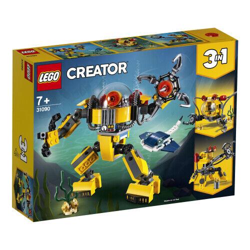 LEGO Creator 3 in 1 - Underwater Robot - 31090