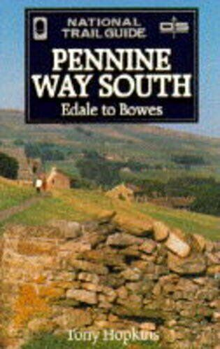 Pennine Way South: Edale to Bowes (National... by The Countryside Comm Paperback