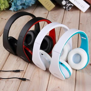 Sport Wireless Bluetooth Universal Headset Headphone Earphone with Mic UB