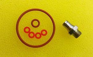 Wartungsset Dichtung O-Ring Legris passend für AEG CaFamosa Heizpatrone Boiler