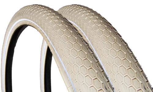 2x Continental Ride Cruiser  Extra Puncture Belt Pannenschutz Reifen