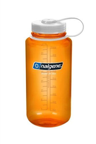 Nalgene Everyday Weithals 1 l orange Flasche Weithalsflasche Trinkflasche Wasser