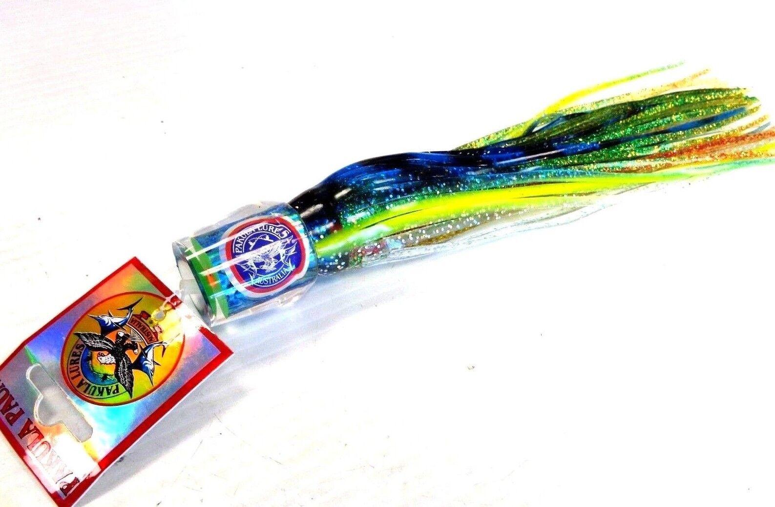 Pakula Mouse Hothead Big Game Trolling Lure - blueE ANGEL  - PDR035BA - Glow  on sale 70% off