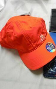 Mission-Cooling-Hat-Men-Women-Cap-UPF-50-Sun-Protection-Adjustable-ORANGE