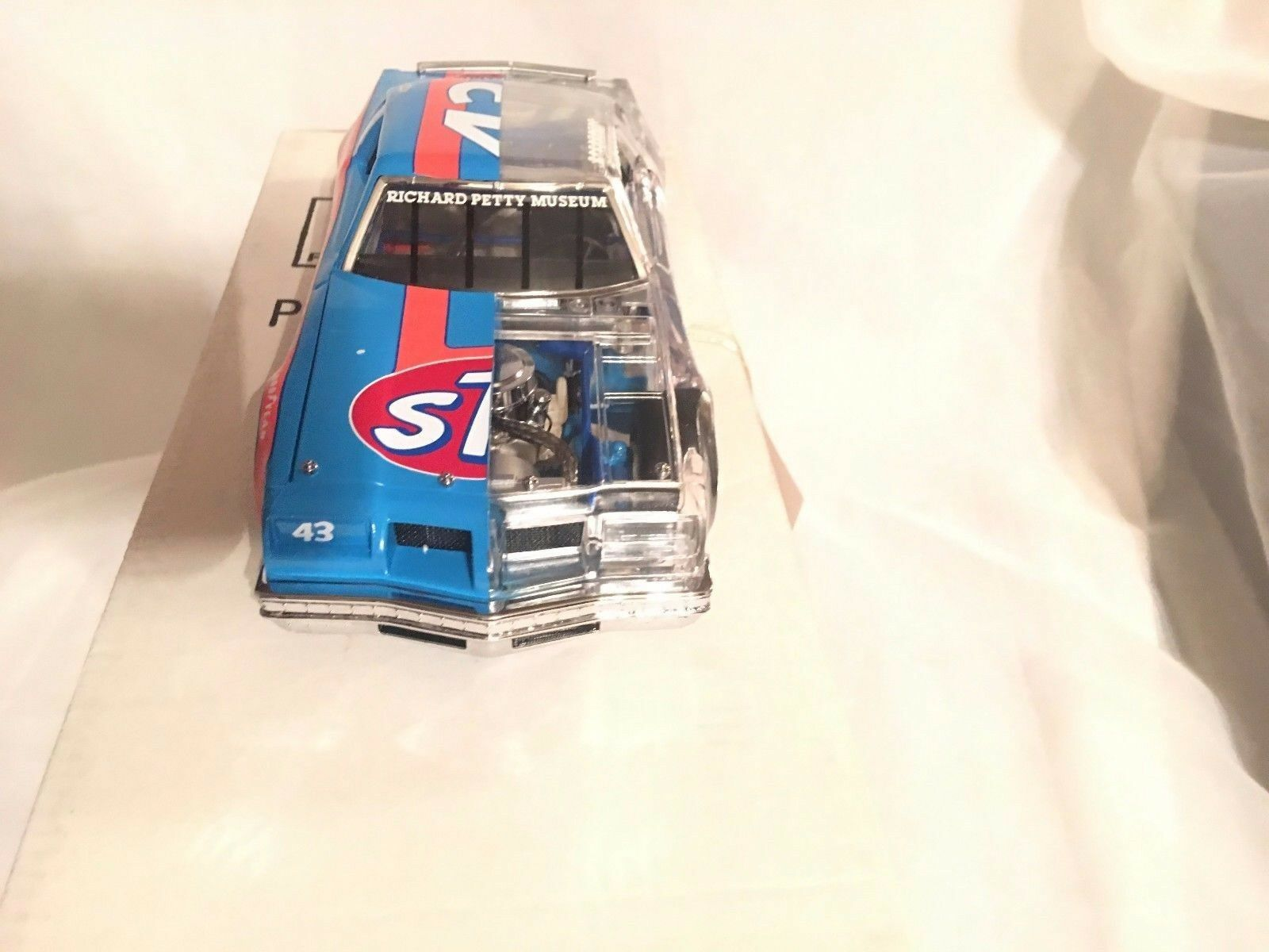 FRANKLIN MINT 1977 RICHARD PETTY STYRKA B11XD78 MIB NY, MINT, KLASSISK,''RARE '