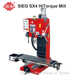 Fantastic Details About Sieg Sx4 Hitorque Milling Machine 1500W Brushless Dc Motor Pabps2019 Chair Design Images Pabps2019Com