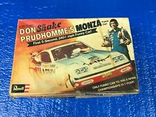 Revell Don Prudhomme Monza 1976 Issue Funny Model Car Mountain 1/25 Complete