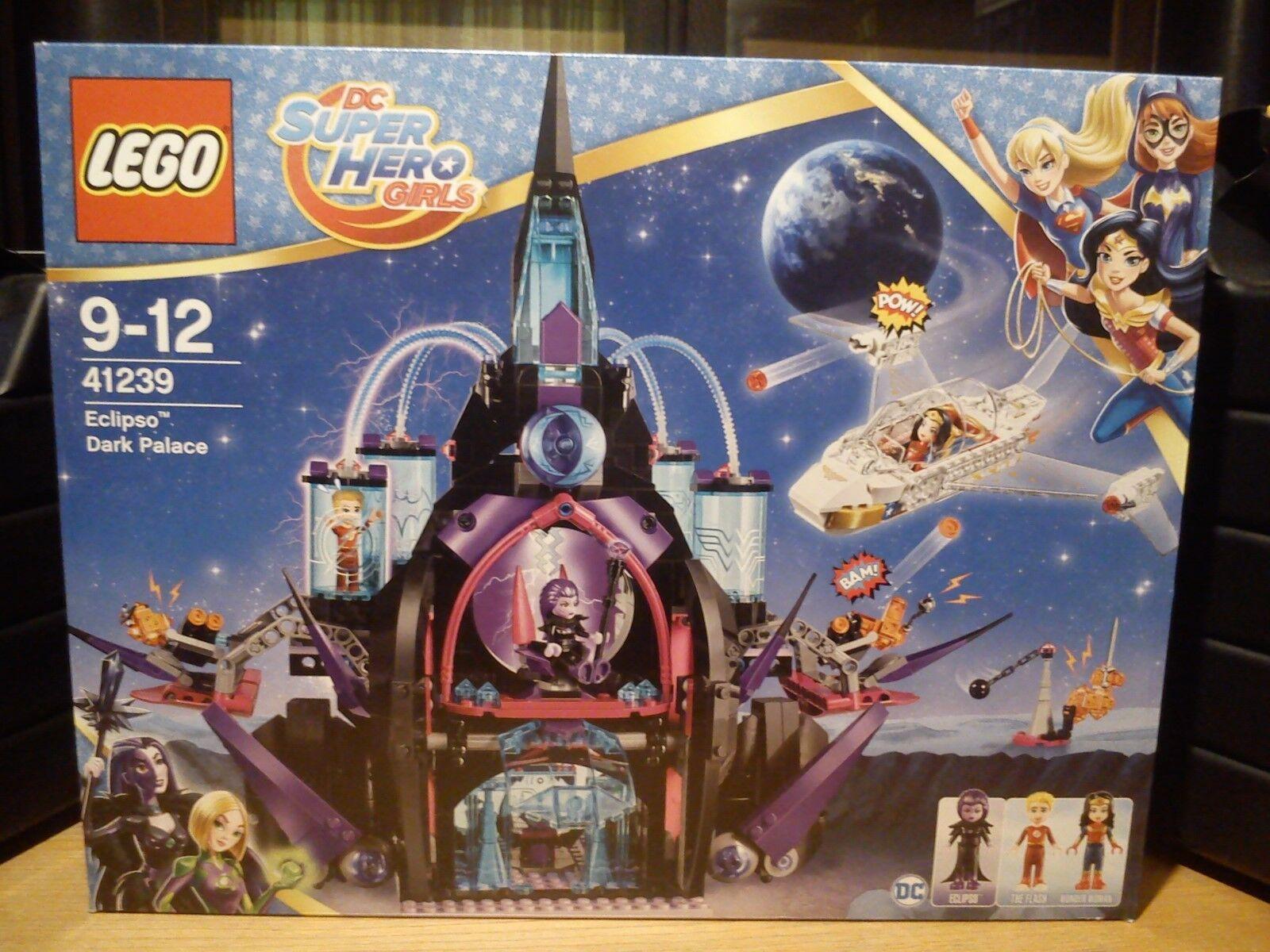 Lego DC Super Heroes Girls 41239 Le palais  maléfique d'Eclipso (Neuf & Scellé)  vente en ligne