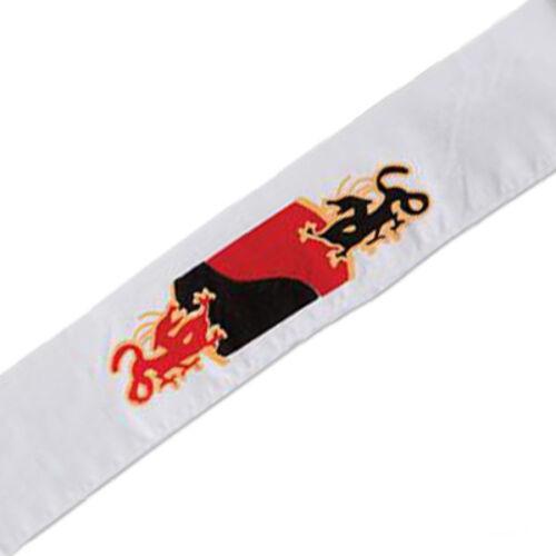 Dragon//Yin /& Yang Headband
