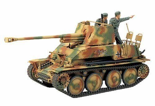 TAMIYA 1 35 German Tank Destroyer Marder III Model Kit NEW from Japan
