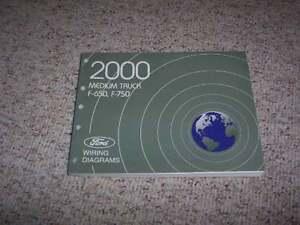 2000 ford f750 electrical wiring diagram manual 5 9l 6 7l 6 8l v8 image is loading 2000 ford f750 electrical wiring diagram manual 5