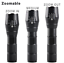 Ultrafire-60000lm-T6-LED-Zoomable-5-Modes-Tactical-18650-Flashlight-Focus-Torch thumbnail 7
