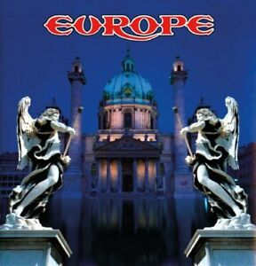 NEW-CD-Album-Europe-Europe-Self-Titled-Mini-LP-Style-Card-Case