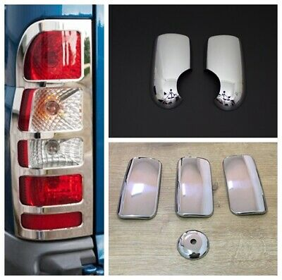 FORD TRANSIT CHROME MIRROR COVERS TRIM 2000-2010 NEW