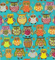 Owlie Owl Gift Wrapping Paper - 30 In X 20 Ft Roll