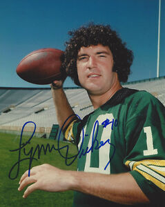 PACKERS-Lynn-Dickey-signed-8x10-photo-w-10-AUTOGRAPHED-AUTO-Green-Bay-QB