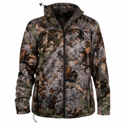 King/'s Camo Women/'s Hunter Insulated Jacket Desert Shadow