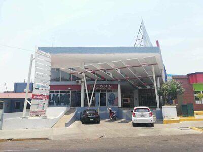 Renta de local comercial u oficina en Plaza Roma, Colima