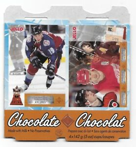 1996-Jell-O-Pudding-package-featuring-Joe-Sakic-Jaromir-Jagr-and-others