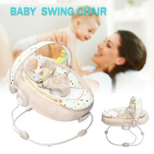 b4db3c5bba23 Musical Vibration Chair Seat Baby Cradling Rocking Swing Bouncer ...