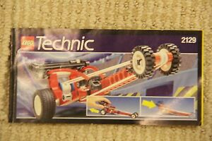 Lego 2129 Manual Only