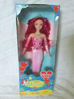 Brand Disney's The Little Mermaid Mattel Valentine Ariel Heart Doll 18459