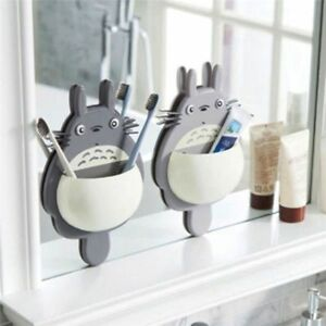 Toothbrush Wall Holder Mount Cute