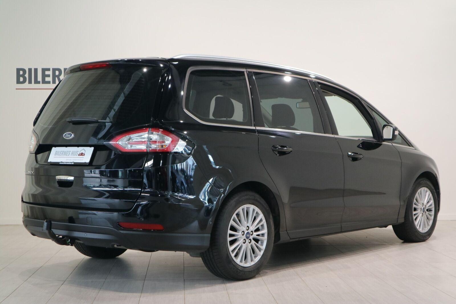 Ford Galaxy 2,0 TDCi 180 Titanium aut. - billede 1