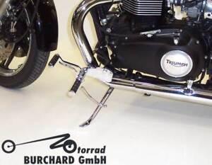 Detalles de Reposapiés 10cm Avanzado Triumph Speedmaster, América Till  fin468389 TÜV