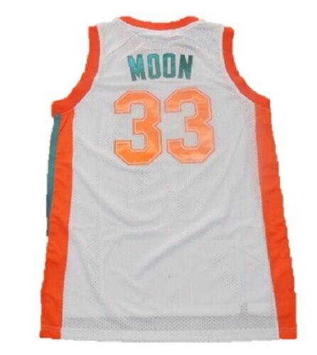 Jackie Moon Black coffee Semi Pro Jersey flint tropics Movie basketball Stitched