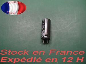 1500 uF 16 V condensateur capacitor X 10  105°C marque//brand RUBYCON