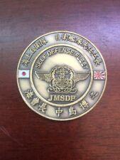 Master Chief Petty Officer Self Defense Fleet JMSDF Token Coin