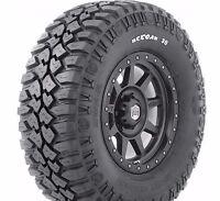 4 33x12.50r15 Inch Deegan 38 Mud Tires 33125015 12.50 33 1250 15 M/t Mt R15
