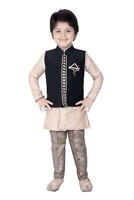 Puntuale Ragazzi Sherwani Vestito Cappotto Vita Alta Pantalone Matrimonio Eid Partywear 1 A 15 Anni (tc-9986)-mostra Il Titolo Originale Un Rimedio Sovranazionale Indispensabile Per La Casa