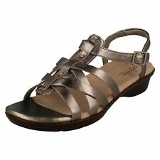 24a1f583d751 item 6 Ladies Clarks  Loomis Katey  Strappy Leather Sandals - D Or E  Fitting -Ladies Clarks  Loomis Katey  Strappy Leather Sandals - D Or E  Fitting